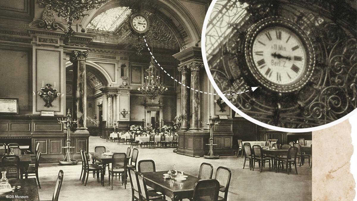 Frankfurter Uhrzeit