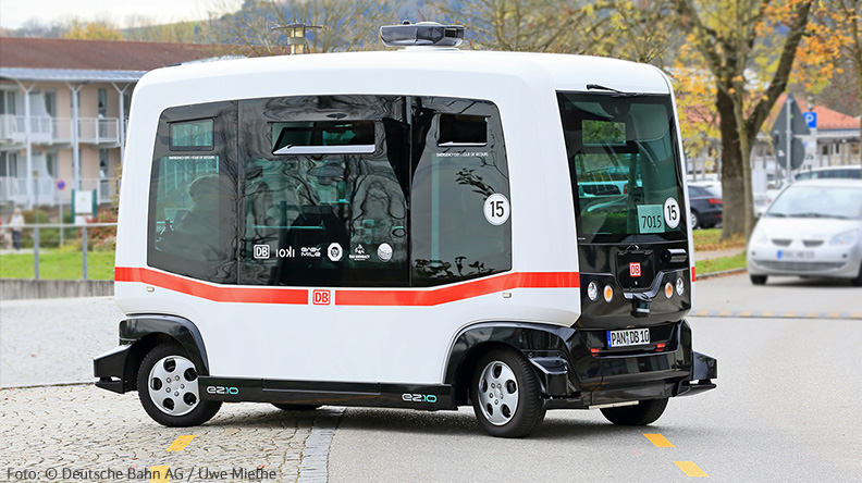 ioki – der autonome Bus