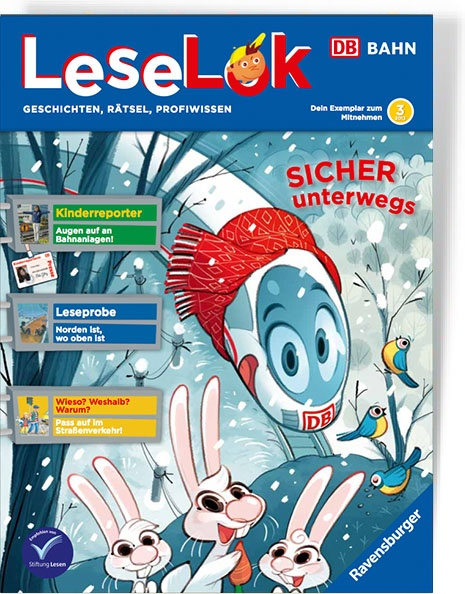 LeseLOK Titelbild 3-2013